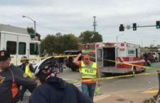 Usa: strage in Oklahoma. Auto sulla folla. 3 morti. 24 feriti