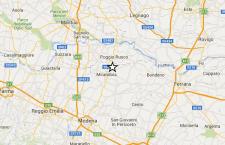 Terremoto a Modena, in zona fittamente popolata. Avvertito, ma senza danni