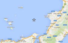 Terremoto in mare tra Calabria e isole Eolie. Nessuna conseguenza