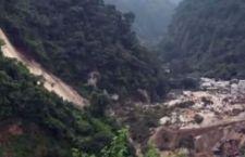 Guatemala: fango travolge villaggio. Decine di morti. 600 scomparsi. Tanti i bambini