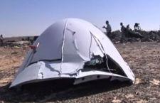 Russia: l'A321 cadde sul Sinai per una bomba. Putin: troveremo e puniremo i responsabili