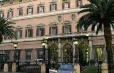 Allarme bomba a Roma vicino ambasciata Usa