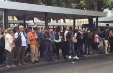 Clima da paura: falsi allarmi e caos dappertutto. Bloccata A1 e Metro Roma