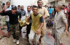 Iraq: strage di sciiti ad un funerale a Baghdad
