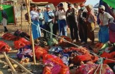 Birmania: miniera di giada diventa enorme tomba per 90 persone travolte