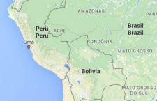 Violentissimo terremoto, 7. 5 , tra Perù, Bolivia e Brasile