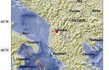 Forte terremoto in Albania. Avvertito anche in Puglia