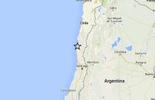 Serie di scosse di terremoto sulla costa del Cile. Intensità 6.9. Rischio Tsunami