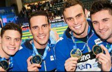Italia del nuoto chiude alla grande in vasca corta con 7 oro, 5 argenti, 5 bronzi