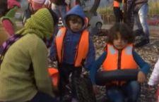 Migranti: altra strage di bambini nelle acque tra Turchia e Grecia