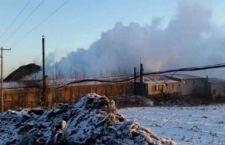 Cina: crolla miniera di gesso.  25 dispersi. Si teme per 19 di loro