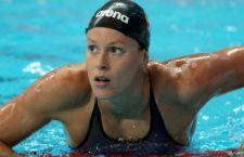 La Pellegrini porta il terzo oro all'Italia nella vasca corta