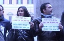 I rovinati dalle banche domani alla Leopolda per farsi sentire da Renzi. Gravi le conseguenze per l'intero sistema