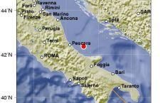 Continua sciame sismico in Adriatico, di fronte a Pescara