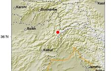 Violento terremoto in Afghanistan avvertito in Pakistan e India