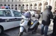 Roma: blocco totale del traffico. Mistero sulle targhe alterne domani e dopodomani