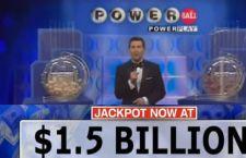 Usa: estratto biglietto vincente della Lotteria da 1,5 mld di dollari. Vince anche lo Stato che si prende il 40%