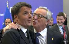 Polemiche aspre tra Commissione Ue e Renzi. Juncker: offende sempre e si prende i meriti miei sulla flessibilità
