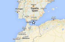 Terremoto tra Spagna e Marocco nello Stretto di Gibilterra