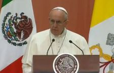 Francesco in Messico dopo l'incontro con Cirillo: no a corruzione e narcotraffico