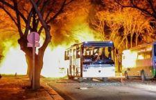 Turchia: strage di militari e civili ad Ankara fa 28 morti