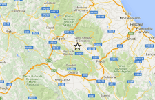 Scosse di terremoto a l'Aquila e sul Garda. Paura, ma nessun danno