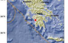 Grecia: terrore per un violento terremoto nel Peleponneso