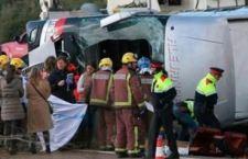 Spagna: tragedia bus studenti Erasmus. 14 morti. 3 italiane ferite