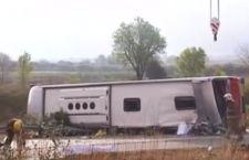 Spagna: resi noti i nomi della sette studentesse italiane morte sul bus degli Erasmus