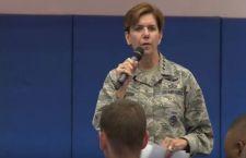 Usa: donna a capo forze combattenti del Nord America