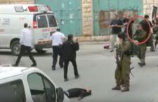 Israele: arrestato soldato che uccide a freddo palestinese ferito a terra