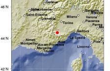 Paura in Piemonte per un terremoto 4,0