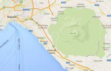Terremoto sotto il Vesuvio