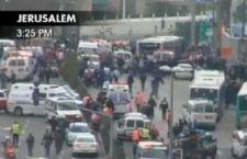 Gerusalemme: bomba su autobus. Colpiti in 10