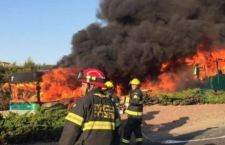 Gerusalemme: 16 feriti, due molto gravi, per esplosione su bus