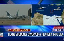 EgyptAir: fumo a bordo ? Trovati resti umani e detriti in mare