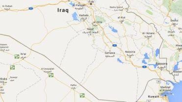iraq sud map