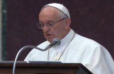 Papa Francesco: dialogo ed apertura ai giovani sono il fondamento di una nuova Europa