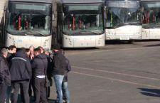 Roma: problemi per sciopero mezzi Tpl tra centro e periferia