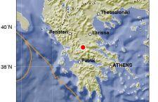 Scosse di terremoto in Grecia. La più forte di 4.1