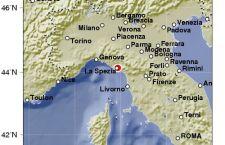 Forte terremoto a La Spezia