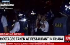 Bangladesh: 20 morti. 9 italiani