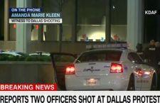 Dallas e scontri razziali: saliti a cinque i poliziotti uccisi