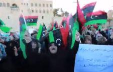 Libia: proteste per la presenza dimostrata di truppe francesi