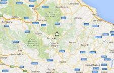 Aquila: terremoto vicino Sulmona spaventa