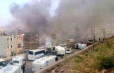 Turchia: autobomba contro  sede polizia. Morti e feriti