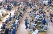 Terremoto. I morti sono 291. Funerali ad Ascoli Piceno