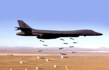 I B1 Usa volano al confine della Corea del Nord