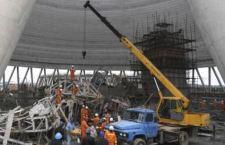 Cina: crollo in cantiere. 40 morti