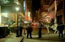 Ennesima sparatoria negli Usa. 1 morto e 9 feriti a New Orleans